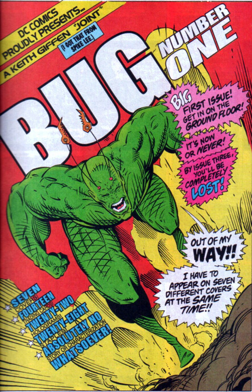 that one time rob liefeld drew ambush bug. (via)