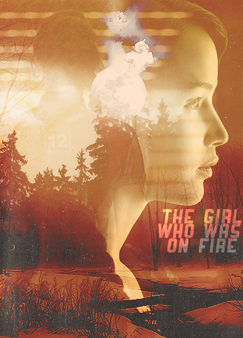 Katniss Everdeen, The Girl who was on Fire