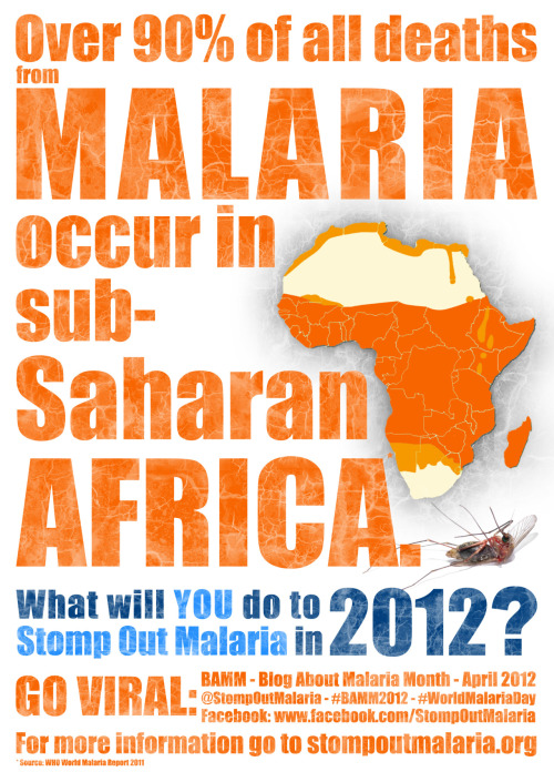 »» will DEF be taking my Malaria meds when I head out there.