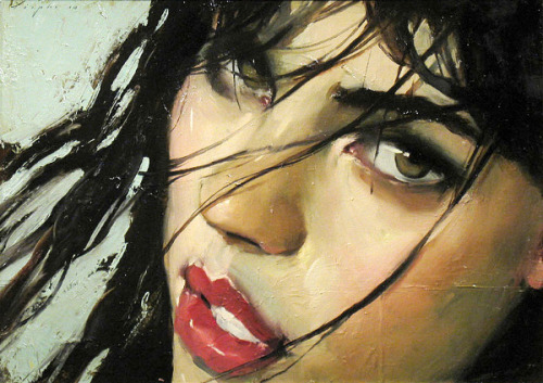 paperimages:  Malcolm Liepke, The Wild One