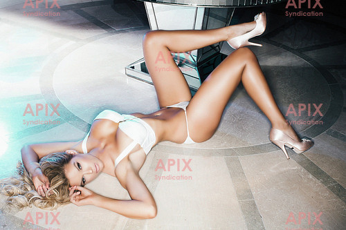 We have just received a brand new shoot of Jessa Hinton, which has never been published worldwide.  Jessa was Playboy's Miss July 2011 and Cyber Girl, who can now be seen on television as the host of Top Rank Boxing where she interviews champions and their competitors, as seen on Top Rank tv, Showtime, HBO, and at www.toprank.com.  She has also appeared on Fuel TV and other popular shows like Tosh.O, as well as ad campaigns for Leg Avenue Lingerie.