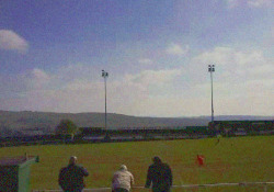 Holt House Stadium, Colne FC, England (submitted by RB)