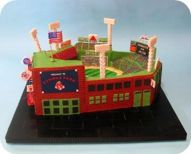 takemebacktobostonagain:  I want a red sox cake!