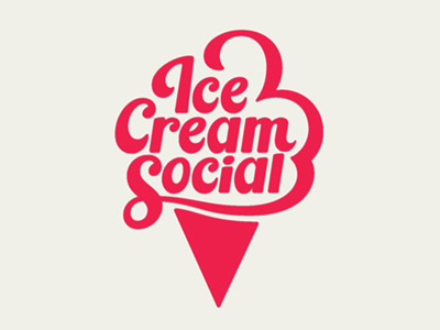 visualgraphic:  Ice Cream Social
