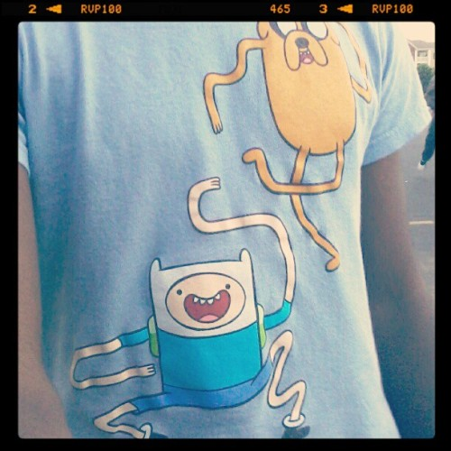lavidanunchux:  #AdventureTime (Taken with instagram)