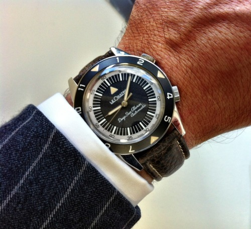 hodinkee, fonrenovatio: So hot.