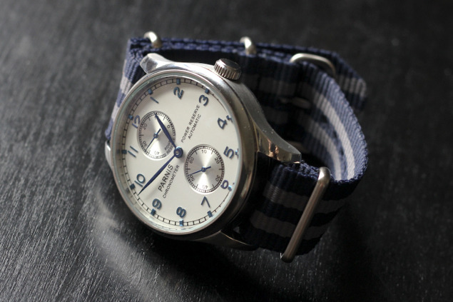 I do have to say that Parnis makes the best watches at the price point.