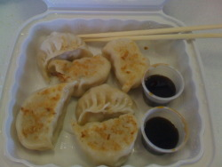 Potstickers are my FAV