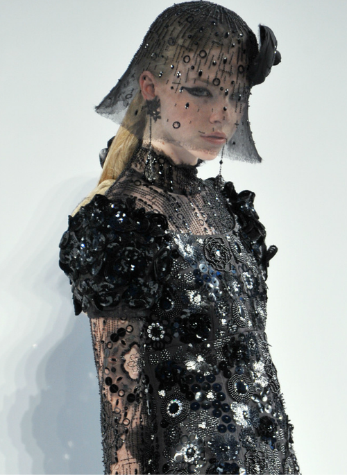 Chanel, Haute Couture Fall/Winter 2009.