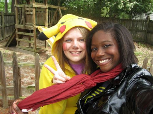 Name: Pikachu Cosplay Price: $79.99 Source: Etsy.com Now you can roam around as everyone's favorite Pokemon character pikachu! SizeS: 155 - 165cm (5' - 5.4') heightM: 165 - 175cm (5.4' - 5.7') heightL: 175 - 185cm (5.7' - 6') height Click Here Fore More Information On Pikachu Cosplay Costume