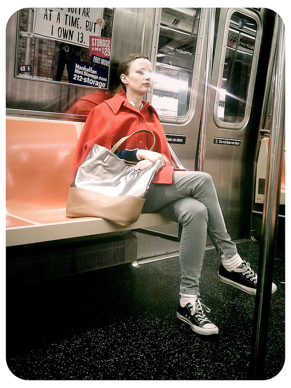 samhansom:  G Train