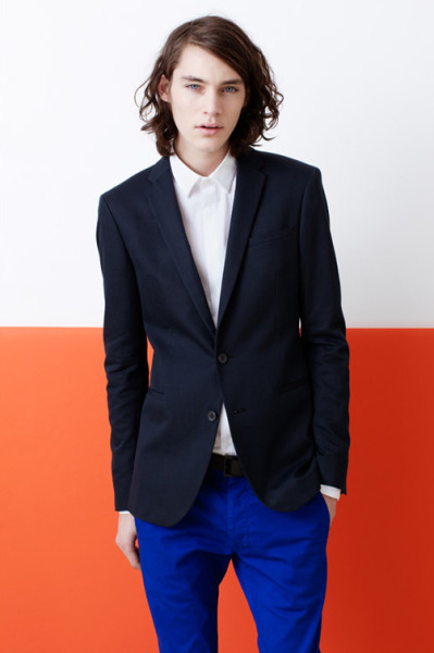 mensfashionworld:  E=Equal Spring 2012