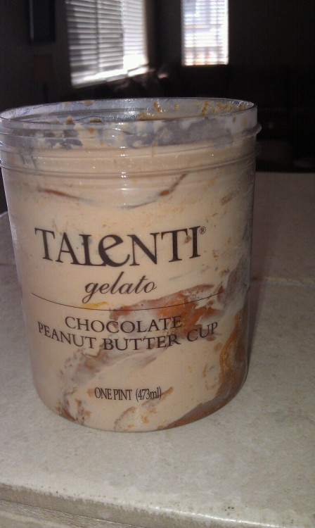 I'm now in LOVE with Gelato ice cream :)