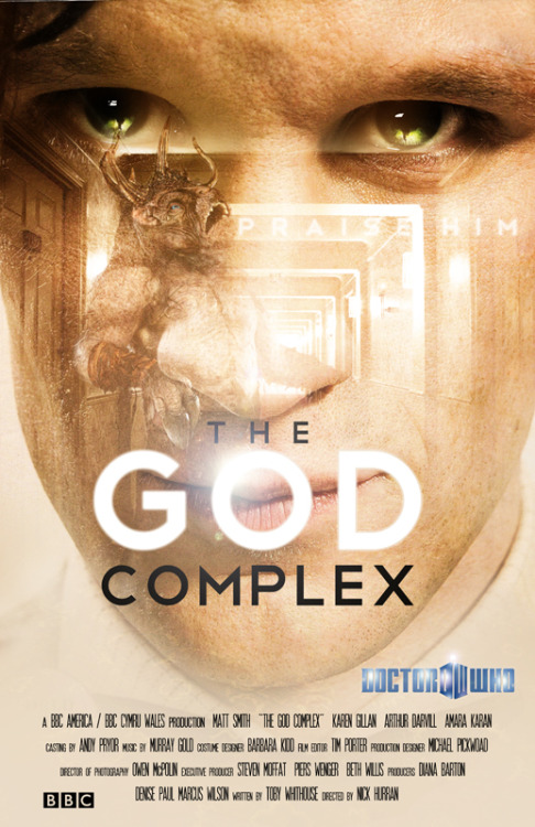 Doctor Who: The God Complex poster