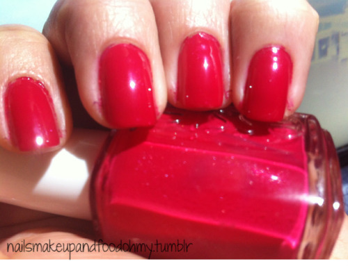 Essie's Long Stem Roses
