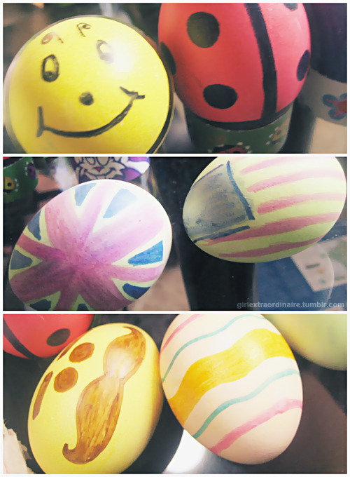 girlextraordinaire:  Happy Easter! *u*