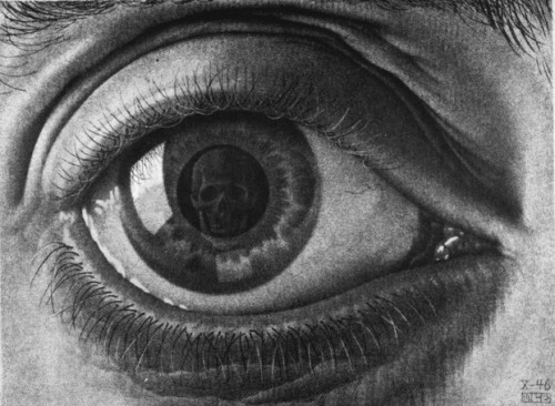 philphys:  M.C. Escher, Eye