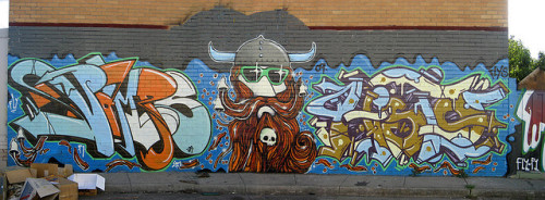 wall by -plasmo- on Flickr.