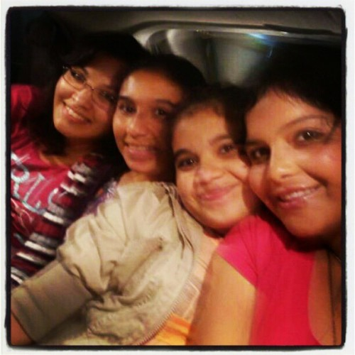 Girls! (Tomada con instagram)