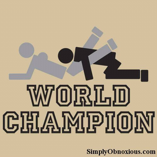 World Champ 7 years running!! www.SimplyObnoxious.com