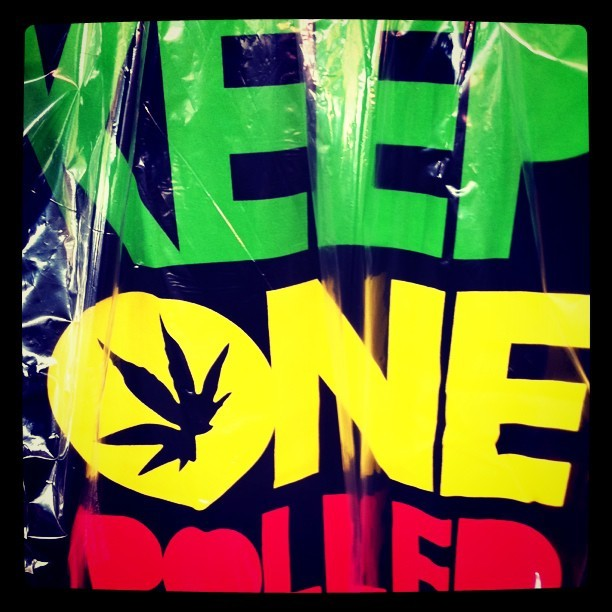 Keep One Rolled (Taken with instagram)