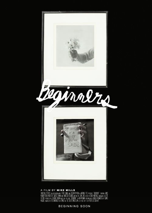 Film Poster | Beginners (2011) requested by anonymous