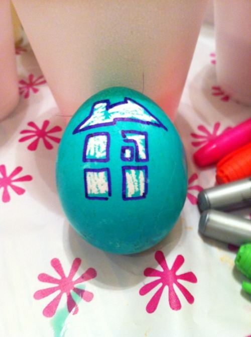 2012 Easter Sburb egg