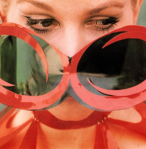 Candice Bergen, 1967. Photographer: Constantine Manos (via)