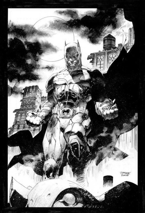Christian Bale Batman by Jim Lee Want more in-depth Temporal Flux? Checkout the original blog