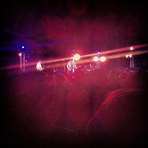 Thurston Moore. (Taken with instagram)