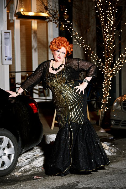 mattadoresit:  Harvey Fierstein as Zaza from La Cage Aux Folles