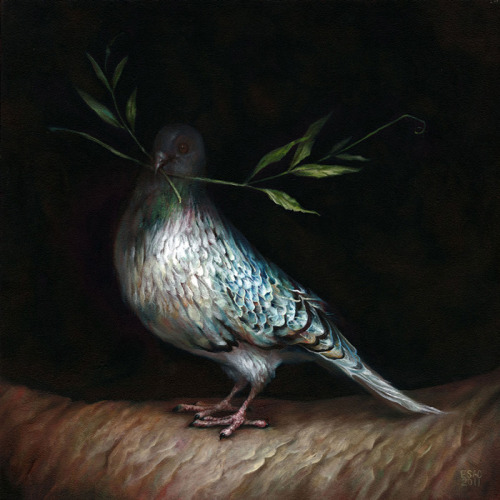 Hope Pigeon, Esao Andrews