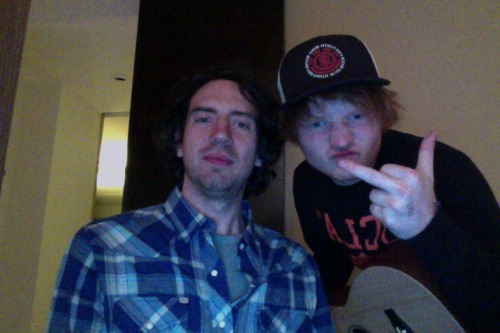 icanhover:  me and ed. tonight. yes.x.gL