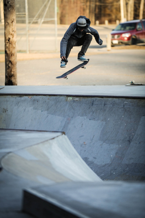 Skater: Brandon Tran Photo: Tyler Hapke