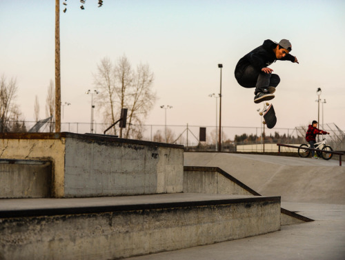 Skater: Mike Proulx Photo: Tyler Hapke