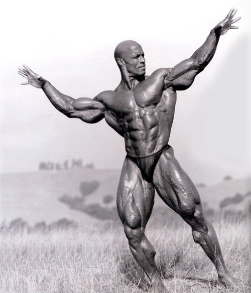 Shawn Ray is one of the best bodybuilders of all time!