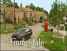 I am watching Emmerdale                                      Check-in to               Emmerdale on GetGlue.com