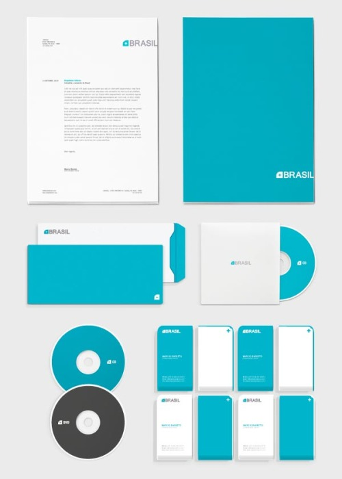 "weandthecolor:  + BRASIL A very clean and modern identity design by Mahebo.  ""This entity seek promote how wonderful it's their territory in three principal fields — turism, culture, and social. As you know, tell a wonderful history about a country like BRASIL in just a word it´s so complex like simple; Is how the brand concept is supporting in a simple & strong icon that simbolize the magnification of the brazilian culture. ""Mais Brasil"" leave the brand over an infinity world of posibilities to show up this Great Country.""  via: WE AND THE COLORFacebook // Twitter // Google+ // Pinterest"
