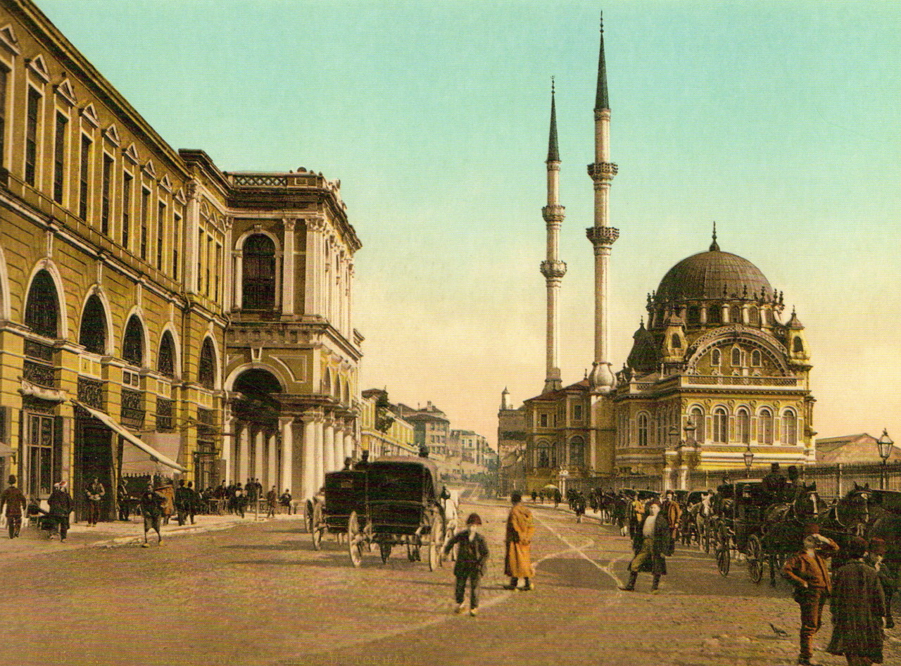 constantinople in 1908. favorite picture ever.