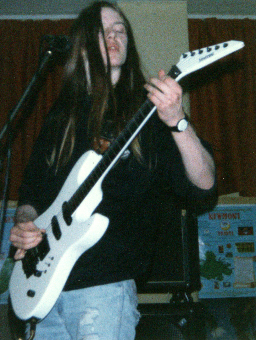 godintheschizoidmind:  Bill Steer (Carcass)