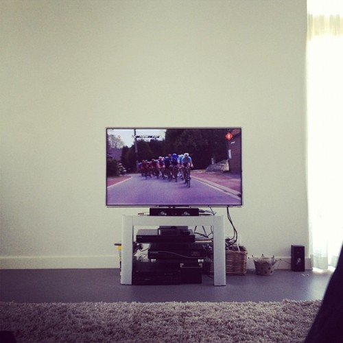 Paris - Roubaix (Taken with instagram)