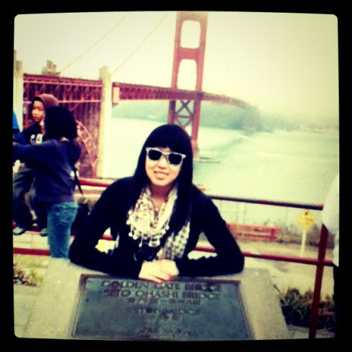 #goldengatebridge #usa #trip  (Taken with instagram)