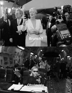 Meryl Streep Brunch TextsFromHillaryClinton textsfromhillary Texts From hillary Texts From Hillary Clinton