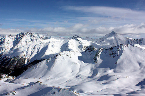 mountainish:  the alps (by Anastasia Tyavina)