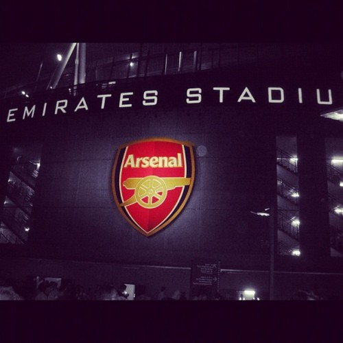 #arsenal #gunners #goonerforlife (Taken with instagram)
