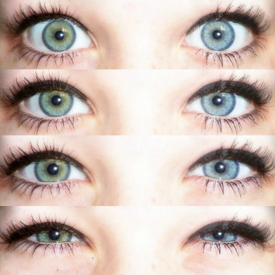 crystallized-teardrops:  lol and here i am with ugly brown eyes
