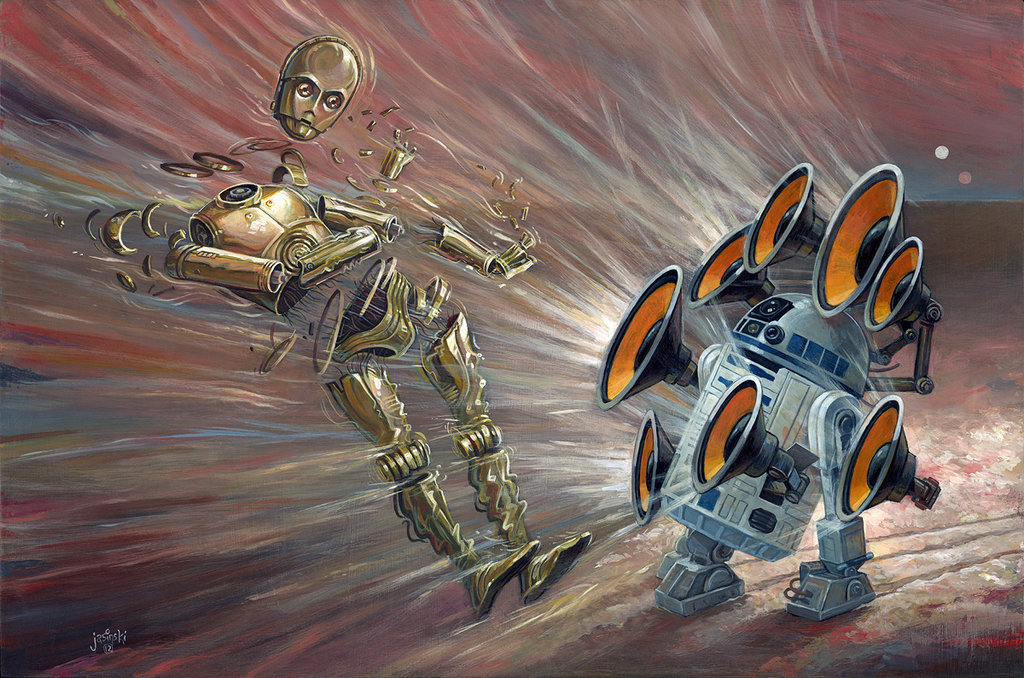 Droid Step by `jasinski