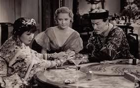 Toshia Morie with Barbara Stanwyck and Nils Asther in The Bitter Tea of General Yen (1933 dir. Frank Capra)