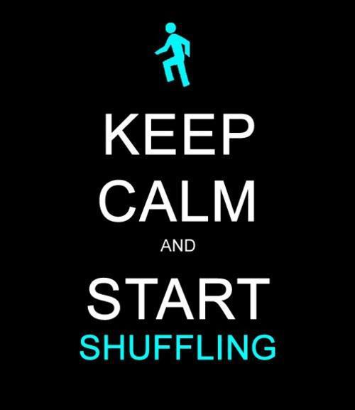 "LMFAO - ""Keep Calm And Start Shuffling"""