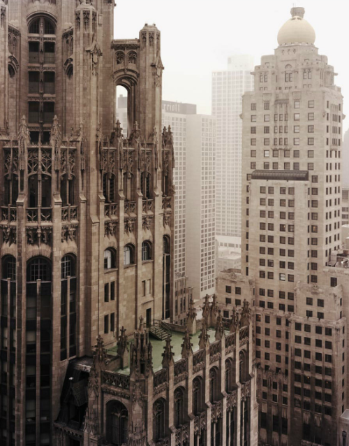 archiphile:  chicago tribune building | more old architecture